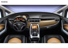 Haima dashboard