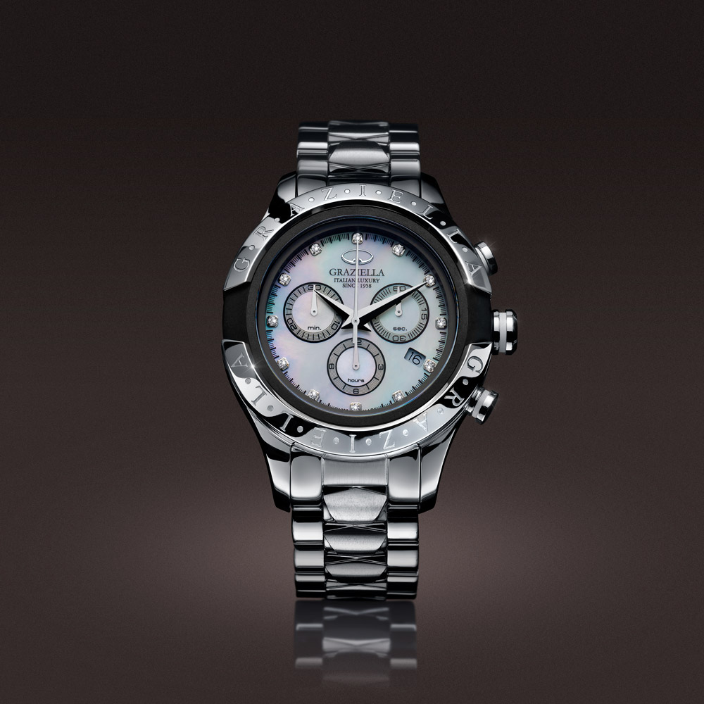 Sport Chrono Mother of Pearl Man